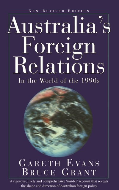 Australia's Foreign Relations