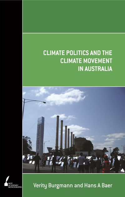 Climate Politics and the Climate Movement in Australia