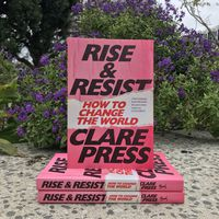 🌿 OCTOBER GIVEAWAY 🌿: RISE & RESIST by Clare Press