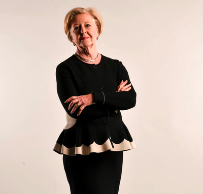 Dicey Topics: Gillian Triggs talks money, politics and bodies