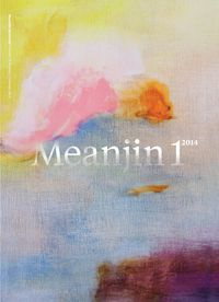 Meanjin Vol. 73, No. 1