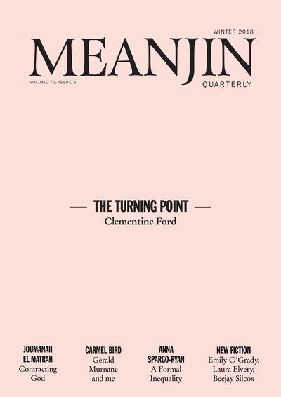 Meanjin Vol 77 No 2
