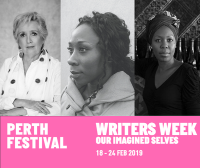 Image result for perth writers week 2019