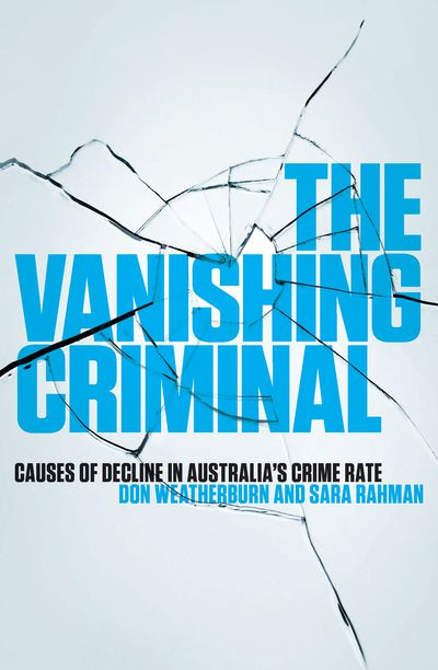 The Vanishing Criminal