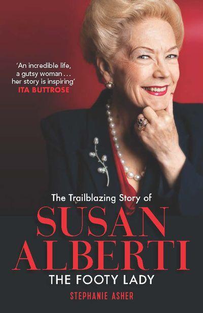 The Trailblazing Story of Susan Alberti