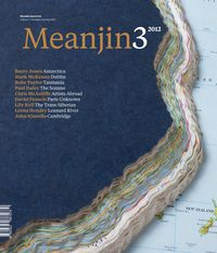 Meanjin: Vol. 71, No. 3