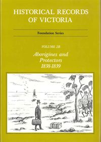 Historical Records Of Victoria V2B