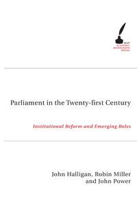 Parliament In The Twenty-First Century