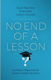 No End of a Lesson