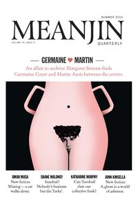 Meanjin Vol 74, No 4