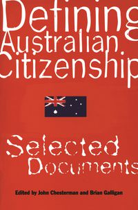 Defining Australian Citizenship