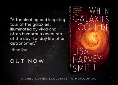 Brian Cox loved it. When Galaxies Collide now available for pre-order.