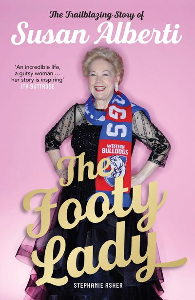 Susan Alberti: More than football