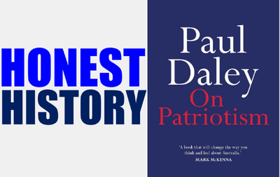 On Patriotism: Honest History Symposium and Book Launch