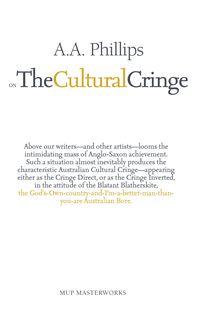 On The Cultural Cringe