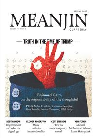 Meanjin Vol 76 No 3