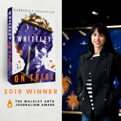 Gabriella Coslovich wins Walkley Arts Journalism Award 2018