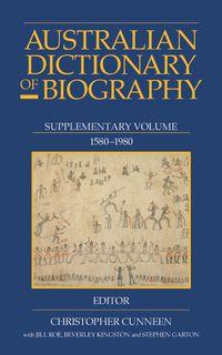 Australian Dictionary Of Biography V7
