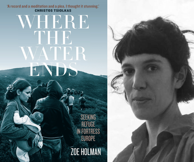 Seeking Refuge in Fortress Europe: Zoe Holman in Conversation with Michelle Foster