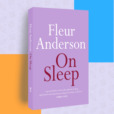 📖 AUGUST GIVEAWAY 📖 : ON SLEEP by Fleur Anderson