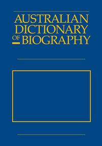Australian Dictionary of Biography V10