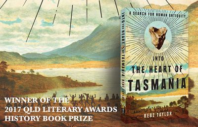 Into the Heart of Tasmania wins the QLD Literary Award for History