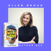 Q & A with Ellen Broad – Author of Made by Humans