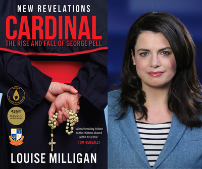 Gleebooks: Louise Milligan and Tom Keneally on 'Cardinal: The Rise and Fall of George Pell'