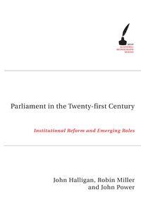 Parliament In The Twenty-First Century
