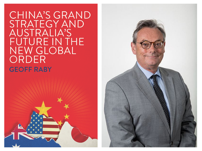 ANU/The Canberra Times Meet the Author Series: In Conversation with Geoff Raby