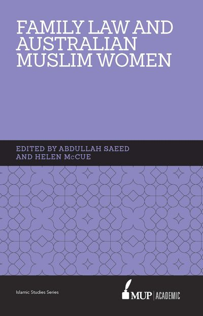 Family Law and Australian Muslim Women