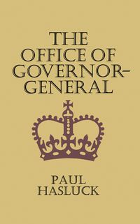 The Office of the Governor-General