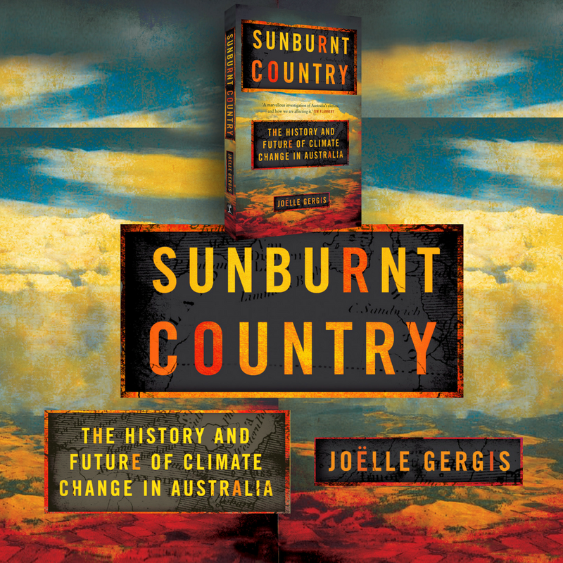 Sunburnt Country: Joëlle Gergis at Ballarat Library