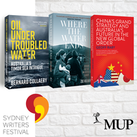 MUP at Sydney Writers' Festival 2021