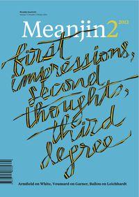 Meanjin Vol. 71, No. 2