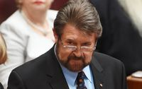 Derryn Hinch – Canberra, One Year Later