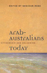 Arab-Australians Today