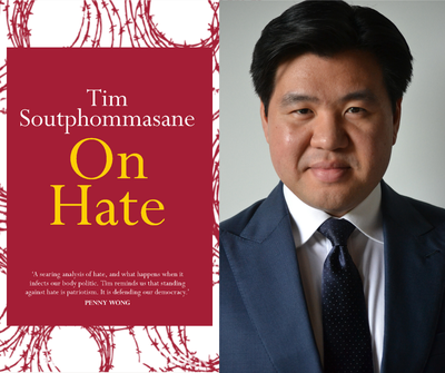 Gleebooks: Tim Soutphommasane 'On Hate'