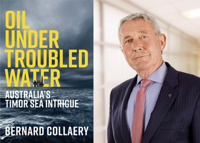 ONLINE EVENT: Bernard Collaery in conversation with Steve Bracks