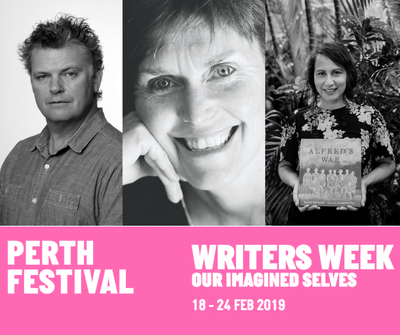 Perth Writers Week: Beautiful as the Sky