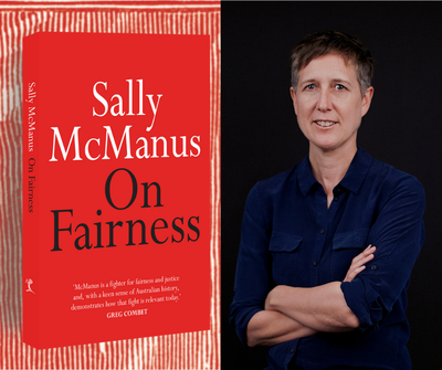 Melbourne Press Club: Sally McManus 'Fighting for the Fair Go'