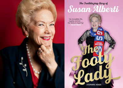 Susan Alberti AC named 2018 Victorian of the Year