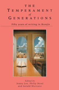 The Temperament Of Generations
