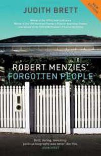 Robert Menzies' Forgotten People