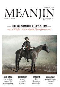 Meanjin Vol 75, No 4