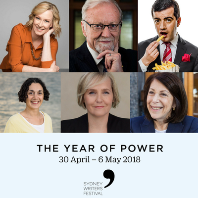 Sydney Writers' Festival 2018, with Leigh Sales, Sarah Ferguson, Louise Adler and more!