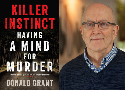 Author of Killer Instinct: Having a Mind for Murder Dr Donald Grant calls for transparency in the QLD justice system and stands with victims of crime