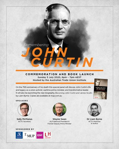ONLINE EVENT: Remembering John Curtin