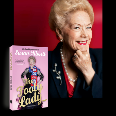 Special offer – Our Trailblazering Susan Alberti