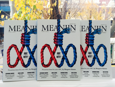 The winter Meanjin has arrived